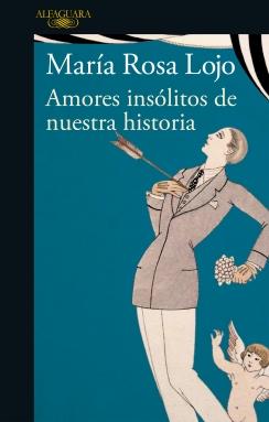 María Rosa Lojo y sus amores insólitos de la historia argentina. Radio Nacional (RAE)