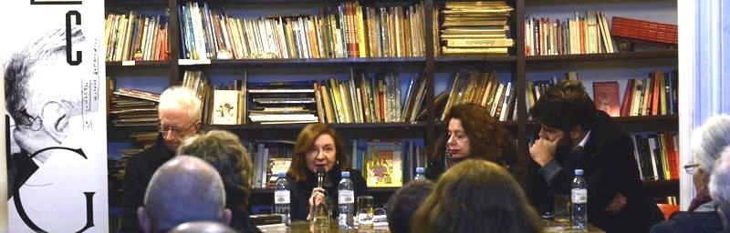 """II Congreso Internacional Witold Gombrowicz. María Rosa Lojo expone en la mesa """"Gombrowicz Superstar"""". Buenos Aires"""