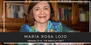 """María Rosa Lojo en """"La vida de los otros"""", con Mónica Gutiérrez. Radio Millenium"""