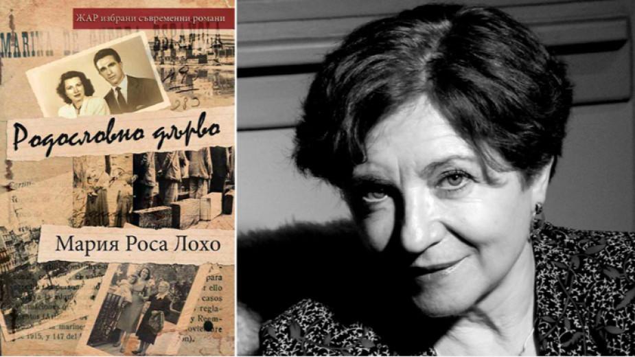 La memoria de los antepasados. Árbol de familia de María Rosa Lojo en Bulgaria
