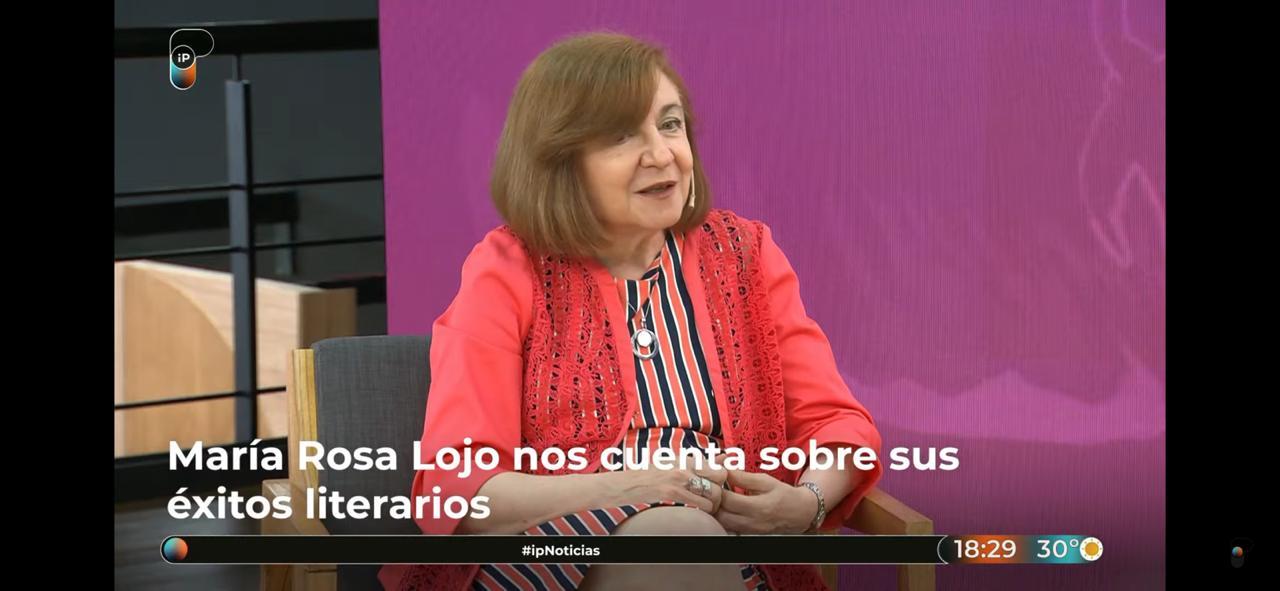 Entrevista a María Rosa Lojo, por Maxi Legnani, para Biblioteca IP